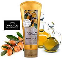 Welcos Confume Argan Gold Treatment Маска для волос с маслом арганы и золотом 200 мл