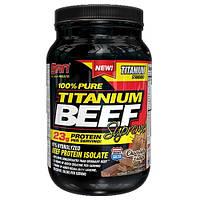 SAN 100% Pure Titanium Beef Supreme 947 g (chocolate fudge)