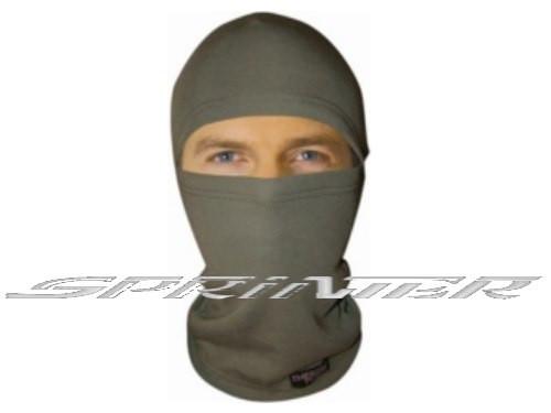 Шапка-маска. 70% Thermoform® Микро-полиэстер  30% вискоза. 1-014