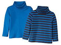 Гольф для мальчика синий в полоску и голубой Lupilu (Германия) р.98/104, фото 1
