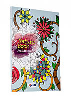 Блокнот антистресс Nature book Profiplan 176×250мм, рус, 96 стр