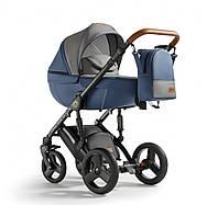 Детская универсальная коляска 2 в 1 Verdi Orion Синий, фото 1