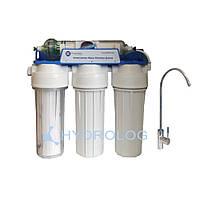 Четырехступенчатая система очистки питьевой воды Aquafilter FP3-HJ-K1