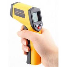 Лазерный цифровой бесконтактный термометр пирометр GM320