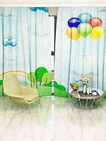 Фотоштора Воздушные шарики (18062_1_1)