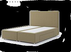 Подиум - кровать Адрия с ящиком (жесткая) (с изголовьем) (с доставкой), фото 3