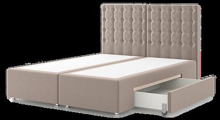 Подиум - кровать Адрия с ящиком (жесткая) (с изголовьем) (с доставкой), фото 2