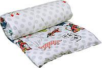 Одеяло демисезонное силиконовое 205х140 Cat ТМ Руно