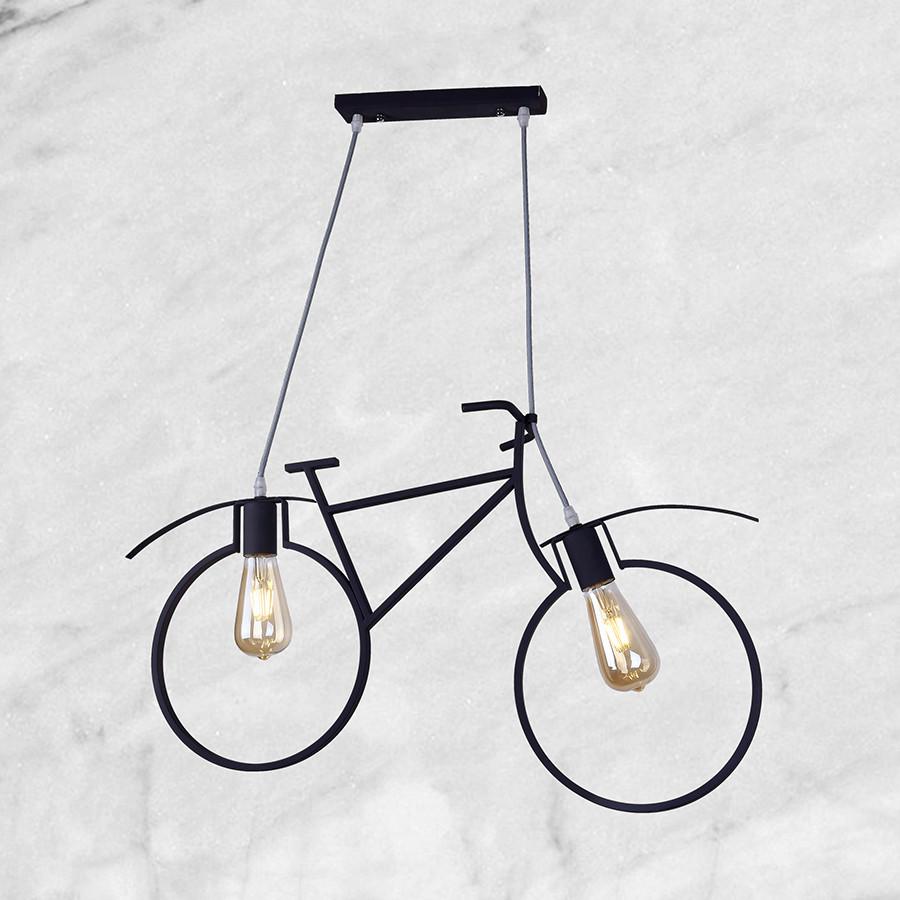 Графитовый велосипед