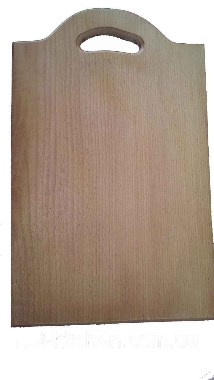 Доска разделочная деревянная  20*37  буковая  оптом и в розницу