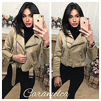 Женская куртка косуха Zara Хит продаж