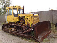 Гусеницы и поддерживающие катки трактора Т-170, Т-130