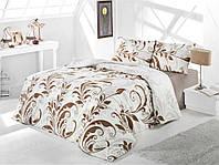Постельное белье Зима-Лето Nazenin евро размер, фото 1