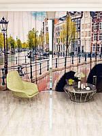 Фотоштора Амстердам (6840_1_1)