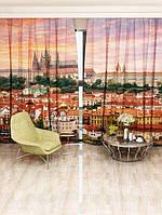 Фотоштора Панорама Праги (22515_1_1)