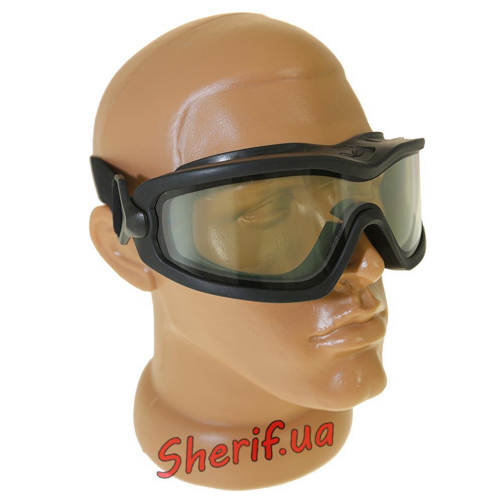 Противоосколочные очки Pyramex V2G Plus (прозрачные)