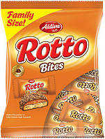 Rotto Biscuit with Caramel Coated with Milk Chocolate and Biscuit