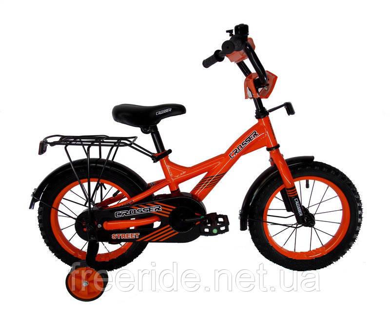 Детский Велосипед Crosser Street 18