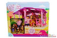 Кукольный набор Эви на отдыхе на конной базе, 3+ Simba 4006592572068