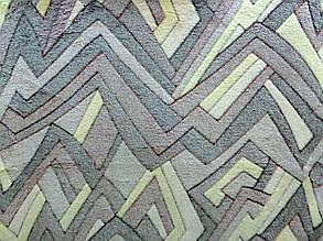 Плед з бамбукового волокна Wellsoft Абстракція беж