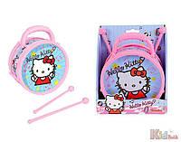 """Музыкальный инструмент """"Барабан Hello Kitty"""", 3+ Simba 4006592653644"""