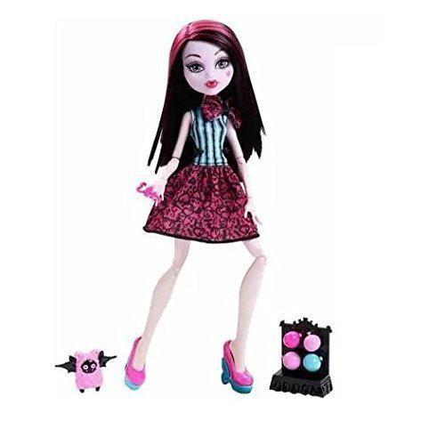 Monster High Scarnival  Draculaura Doll Кукла Монстер Хай Дракулаура Карнавал