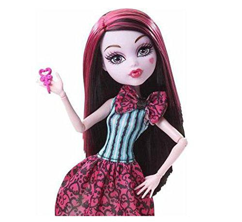 Дракулаура Карнавал Кукла Монстер Хай Monster High Scarnival  Draculaura Doll