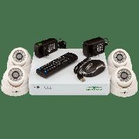 Комплект системи відеоспостереження Green Vision GV-K-S12/04 1080P
