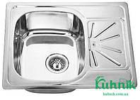 Кухонная мойка Kraft M5062_0,8 mm (декор), фото 1