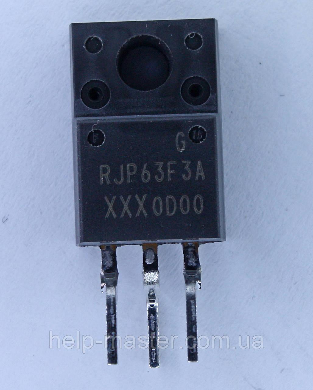 Транзистор RJP63F3A (TO-220FP)