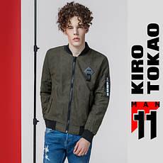 11 Kiro Tokao | Бомбер весенне-осенний мужской 808 хаки
