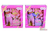 Кукольный набор. Пупс с аксессуарами, 2 вида, 3 + Simba 4006592519568