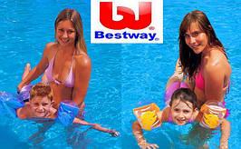 Нарукавники надувные детские Bestway 32042