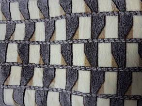 Плед з бамбукового волокна Wellsoft Клітка