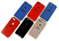 Оригинальный силиконовый чехол Silicon Case iPhone 8 Plus 8, X, 7+, 7, 6S+, 6S, 6+, 5S, 5 на Айфон