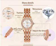 Часы женские Lvpai Svarowski три цвета