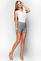 Женская блузка без рукавов с кружевом (Окси jd), фото 3