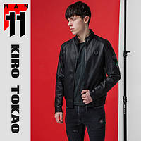 11 Kiro Tokao   Куртка японская мужская весна-осень 3332 черный