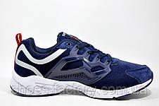 Мужские кроссовки в стиле Reebok Insta Fury, White\Dark Blue, фото 3