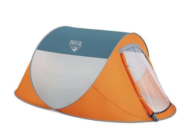 Палатка Nucamp (4-местная) туристическая Bestway 68006