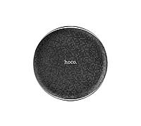 Беспроводная зарядка Hoco Streaming Черная (CW8)