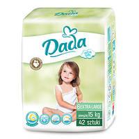 Памперсы Подгузники дада софт DADA EXTRA SOFT 6 EXTRA LARGE - 44 шт. / 16+ kg