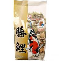 Корм для карпов Кои JPD SHORI 5 кг
