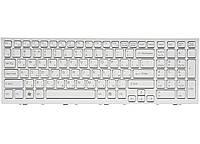 Клавиатура для ноутбука SONY (VPC-EL series) rus, white