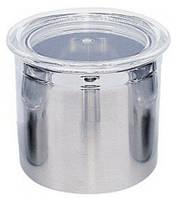 Емкость Berghof (для хранения сыпучих продуктов из нержавеющей стали с крышкой 12*11см 0,9л Studio)