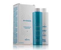 Kaaral Maraes Nourishing Lightener Oil Осветляющее и увлажняющее масло для волос, 200+200 мл 1309