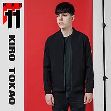 11 Kiro Tokao | Ветровка мужская японская 3520 черный