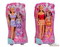 Кукла Steffi (Штеффи) с украшениями для девочки, 2 вида Simba Steffi & Evi Love 4006592568917