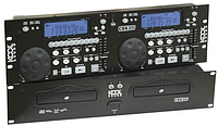 Сдвоенный CD проигрыватель для DJ Kool Sound CDX-300