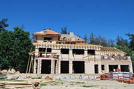 Проект частного жилого дома 500м2 5